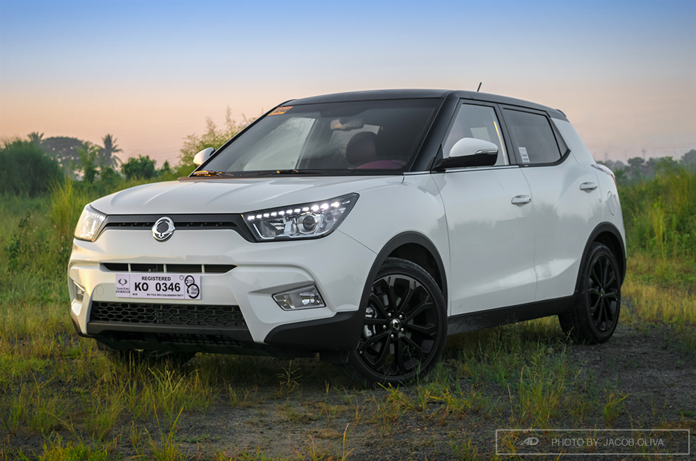review tivoli ssangyong