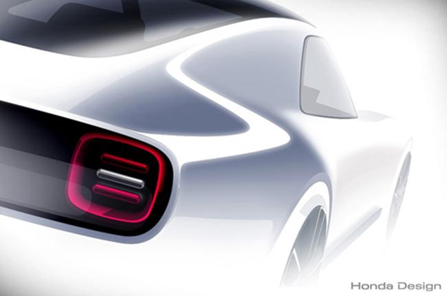 ... All New Sports Car. Honda Tokyo Motor Show 2017