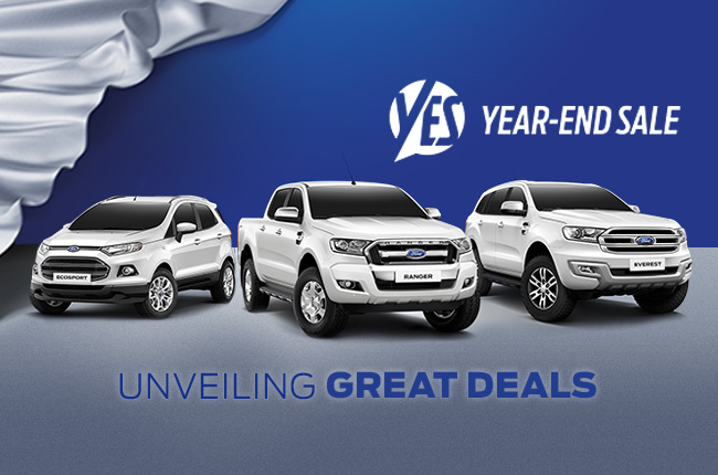ford year-ender promos