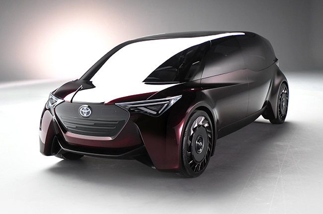 Toyota Fine-Comfort Ride FCV