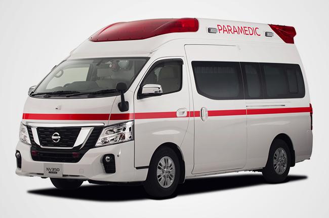 Nissan Paramedic