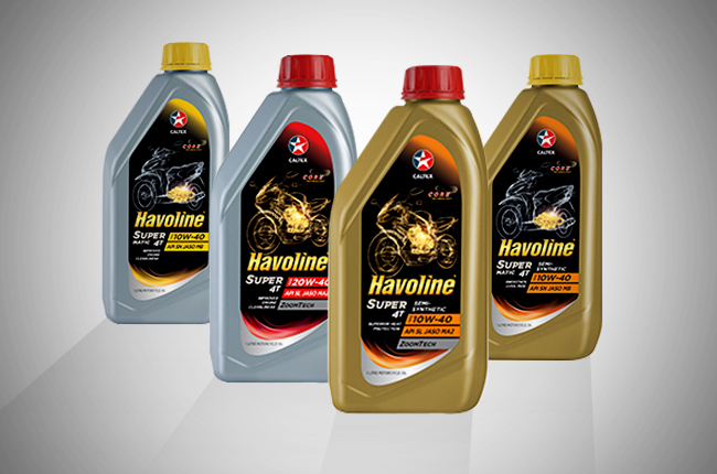 Havoline motor engine oil