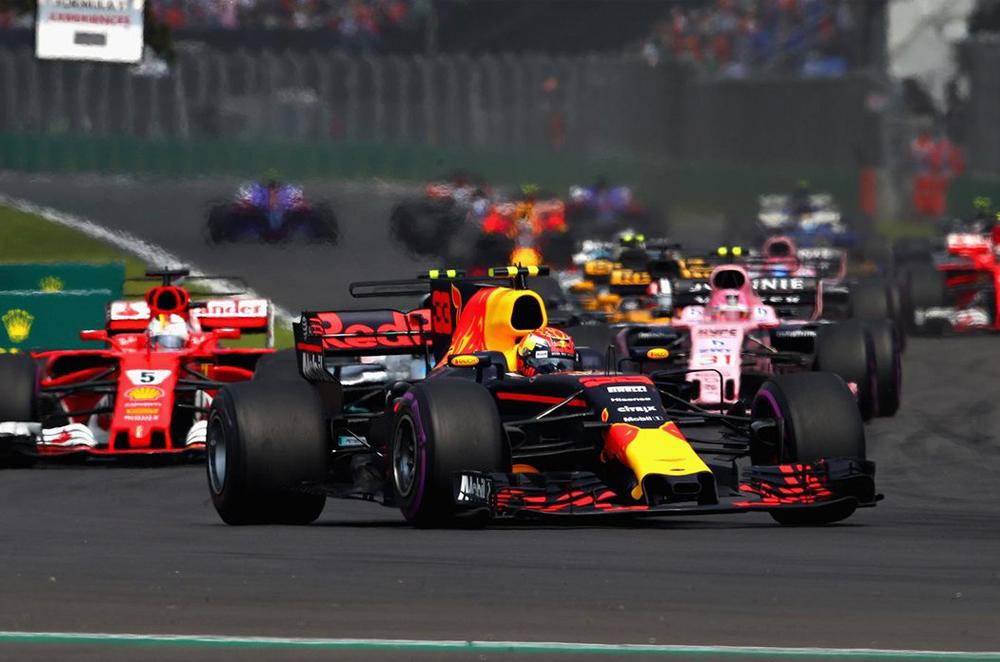 Formula 1 Mexico Grand Prix