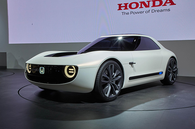 Is Honda hinting on an electric comeback of S2000 roadster? | AutoDeal