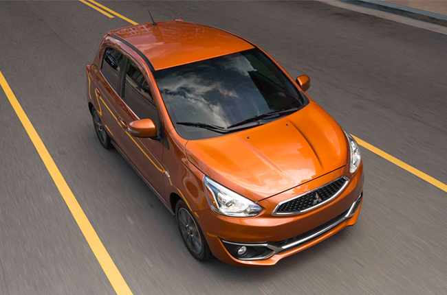 Mitsubishi Mirage will have a replacement model