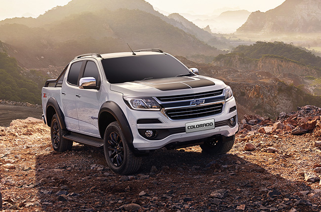 Chevrolet Ph Brings Meaner Yet Classy Colorado Centennial Edition