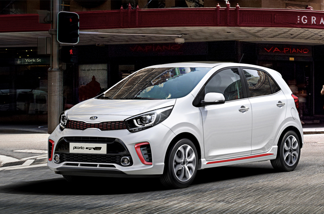 All New Kia Picanto Posts 29 Km L Fuel Eco In 2017 Doe Run Autodeal