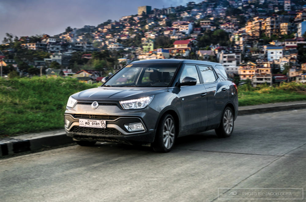 SsangYong Tivoli XLV review