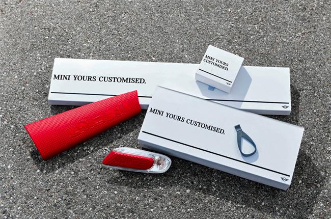 MINI Yours Customised