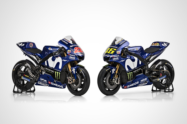 New motorcycles, new look, and sights set on a new championship win