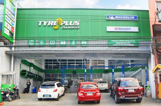 Michelin TYREPLUS