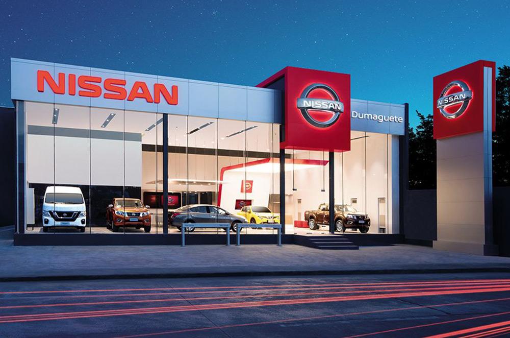 Nissan Dumaguete dealership