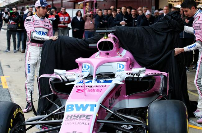 Force India Toro Rosso Formula 1