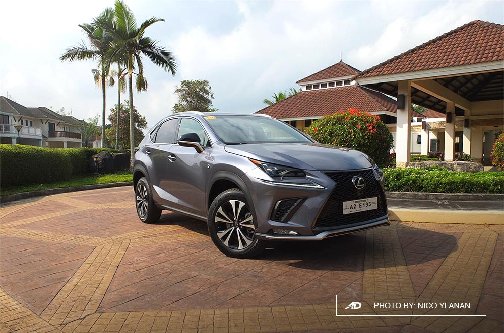 review 2018 lexus nx 300 f sport
