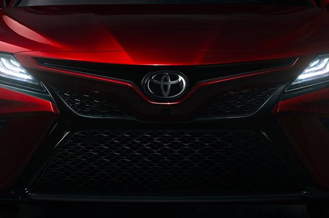 toyota all-new engine transmission