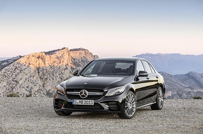 Mercedes Benz C43