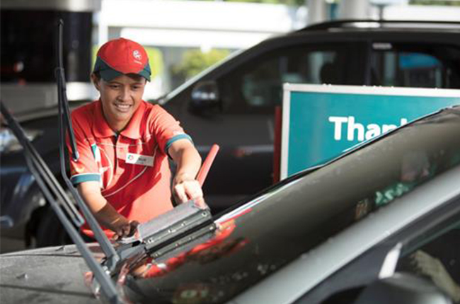 Enjoy products, freebies, and services at Caltex stations