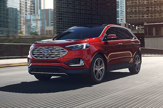 2019 Ford Edge with Co-Pilot360