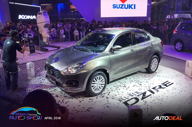 2018 suzuki swift dzire