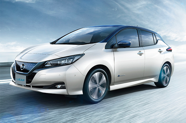 nissan ev e-power 2022