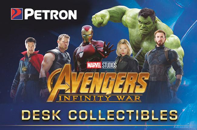 Avengers Petron Marvel