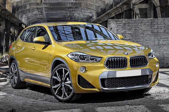 bmw x2 2018 philippines first launch