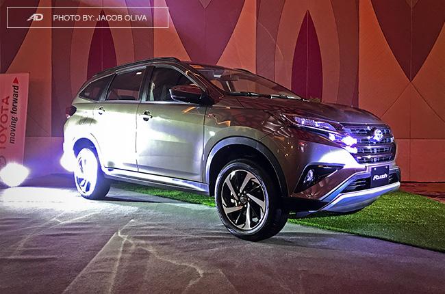 2018 Toyota Rush Philippines