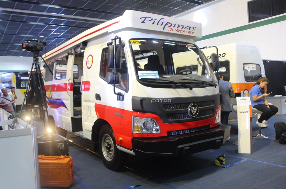 Foton jeepney