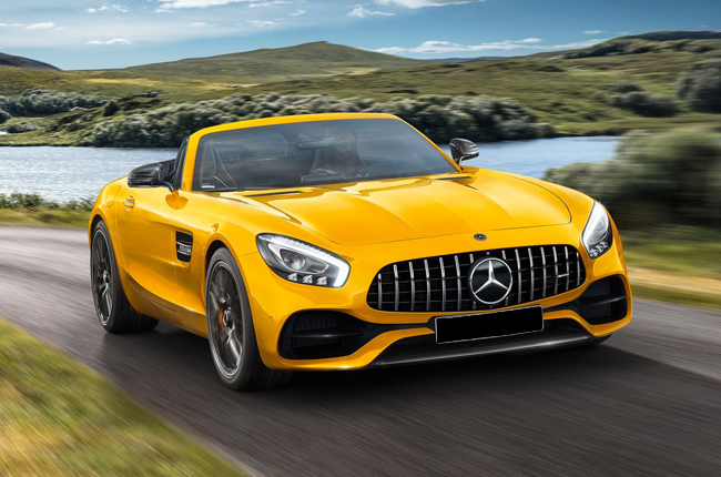 Mercedes-AMG GT-S Roadster