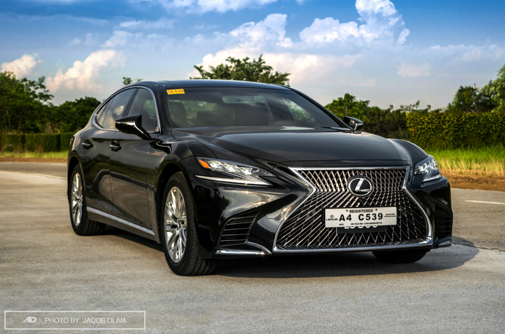 Review 2018 Lexus Ls 500 Autodeal Philippines