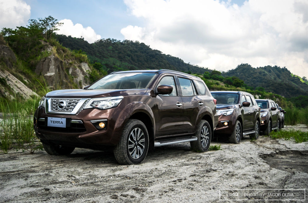 2018 Nissan Terra Philippines