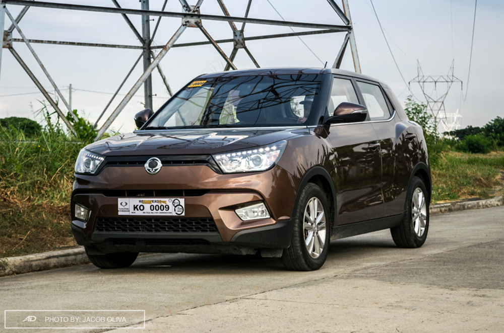 ssangyong tivoli exg review philippines