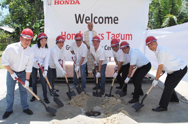 Honda Cars Tagum