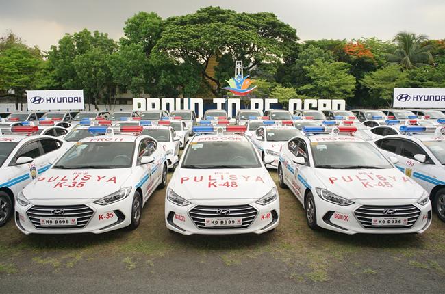 Hyundai Philippine National Police