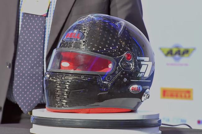 FIA Helmet