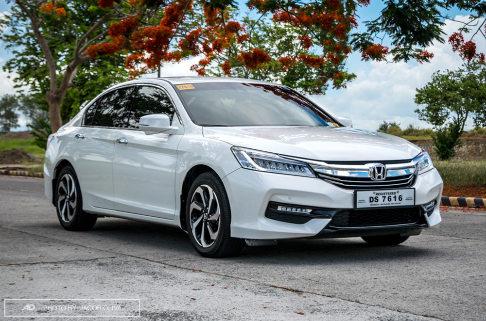 honda accord 2.4 S