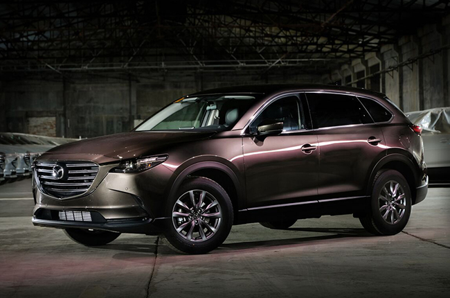 CX-9 Touring Sport