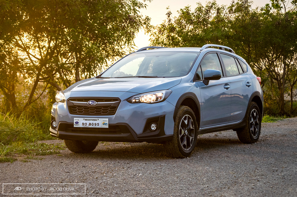 Review 2018 Subaru Xv 2 0i Cvt Autodeal Philippines