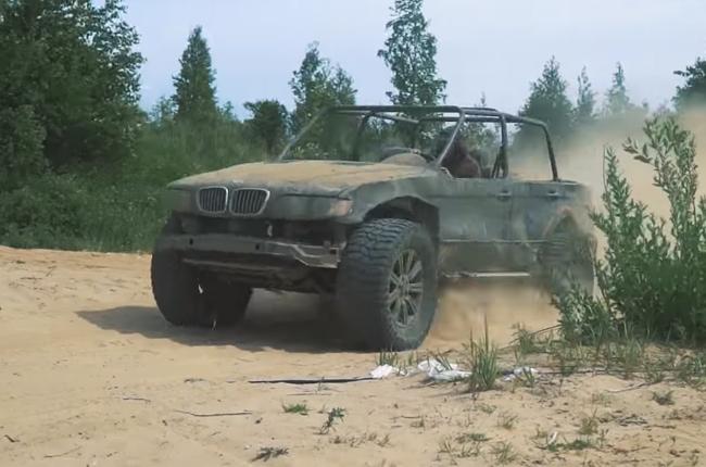 BMW E53 X5 buggy