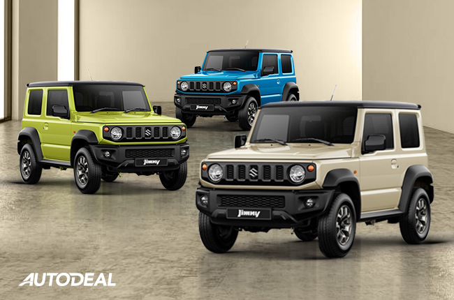 Will Suzuki Philippines Bring The 2019 Jimny Here Autodeal
