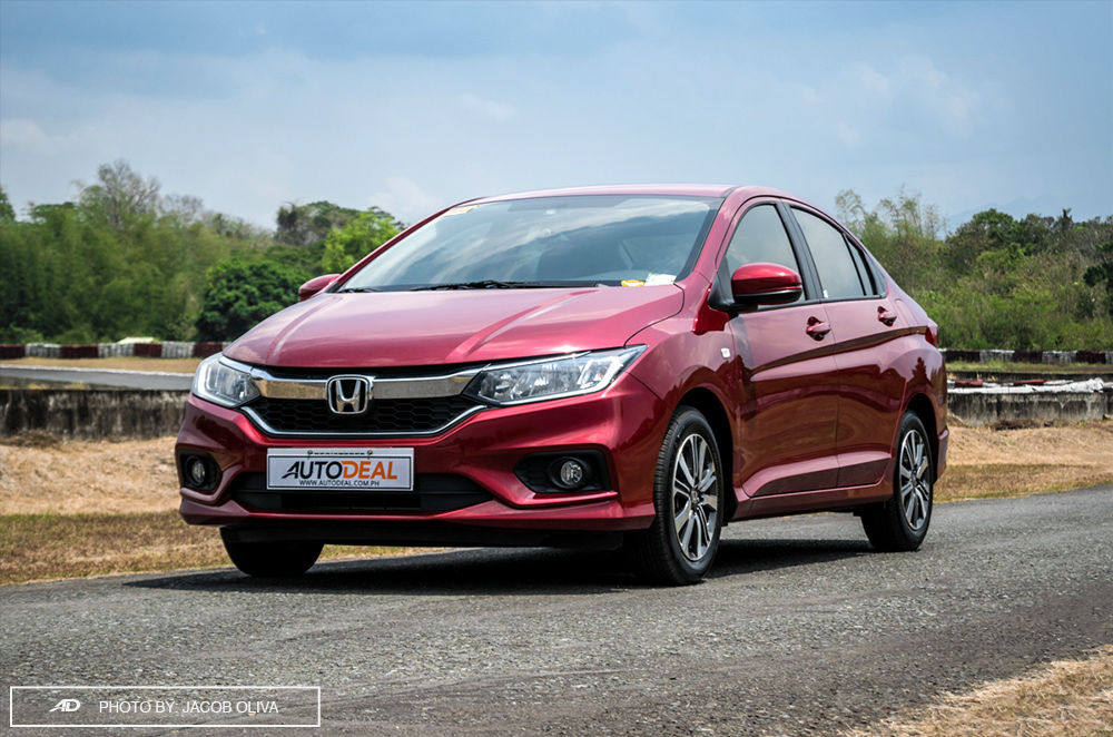 Review 2018 Honda City E Cvt Autodeal Philippines