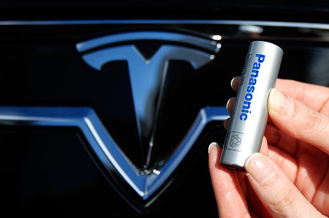 Tesla and Panasonic cobalt-free battery