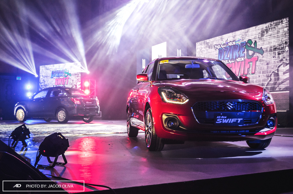 swift dzire suzuki launch