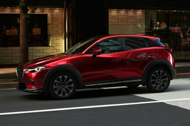 2019 Mazda Cx 3 Gets Facelift And More Subtle Goodies In Malaysia