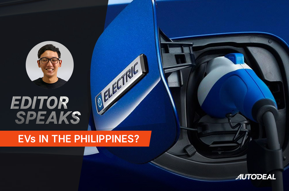 EVs in the Philippines