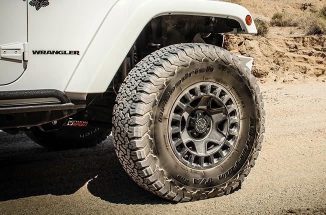 Black Rhino Armoury wheel