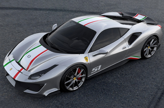 Here S A Ferrari 488 Edition You Can T Actually Possess Autodeal