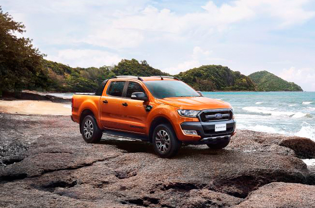 Ford Ranger Truck Month July 2018