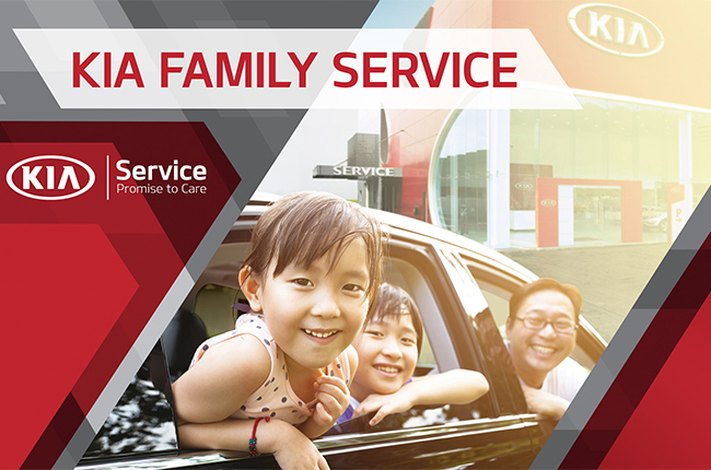 Kia Family Service Roadshow