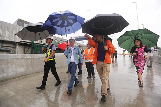 DPWH new exit Java street Makati